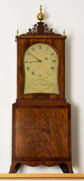 Aaron Willard Kidney Clock