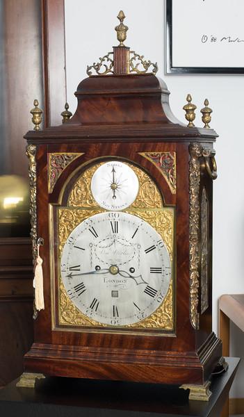 Sam Stirling Bracket Clock