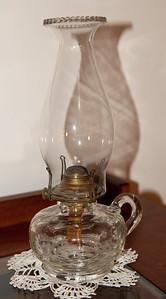 Finger Lamp
