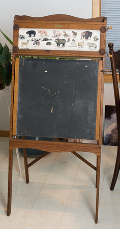 Educational Board Easel