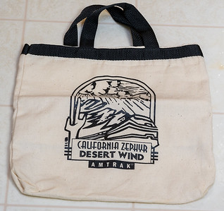 Amtrak Tote Bag