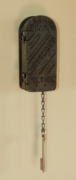 Hardinge Watchman's Station