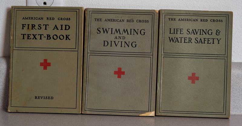 Red Cross Handbooks