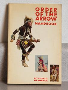 Dale's order of the arrrow handbook. 1973.