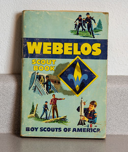 Weblos Scout Book