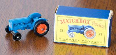 Matchbox #72