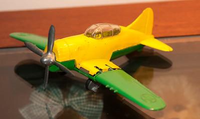 Hubley Toy Plane