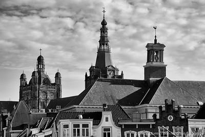 Markt en Sint-Jan - 's-Hertogenbosch