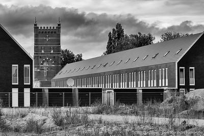 Eikendonk en Watertoren - 's-Hertogenbosch