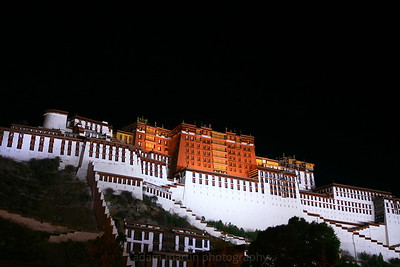 The Potala Palace, Lhasa, Tibet