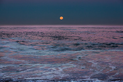 Sunrise Moonset