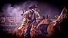 Defeat of Jesse James Days Rodeo in Northfield, Minnesota