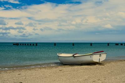 Beach in Chicago