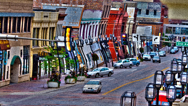 Downtown Duluth, MN