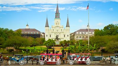 Jackson Square, New Orleans