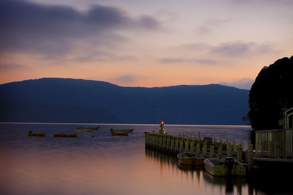 Lake Ashi, Japan
