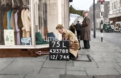 Attercliffe, Sheffield in 1948