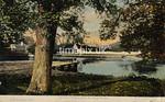FGOS_01562, Edwardian postcard of  Palace House, Beaulieu by FGO Stuart