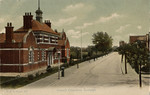 FGOS_00411, Edwardian postcard of Eastleigh by FGO Stuart posted 1907