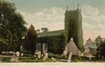 FGOS_00325, Edwardian postcard of Bishopstoke by FGO Stuart, posted 1911