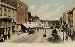 FGOS_00938, Edwardian postcard of High Street, Lymington by FGO Stuart
