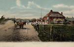 Edwardian postcard of Bitterne, Southampton by FGO Stuart