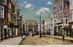 FGOS_00647, Edwardian postcard of Bargate, Southampton by FGO Stuart c1905