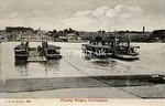 FGOS_00639, Edwardian postcard of Floating Bridges, Southampton by FGO Stuart c1905
