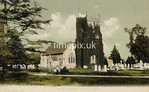 FGOS_00412, Edwardian postcard of North Stoneham by FGO Stuart posted 1906