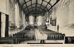FGOS_01682, Edwardian postcard of Beaulieu church by FGO Stuart