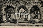 FGOS_00185, Edwardian postcard of Netley Abbey by FGO Stuart