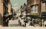 FGOS_01005, Edwardian postcard of East Street, Southampton by FGO Stuart posted in 1908