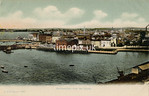 FGOS_1387, Edwardian postcard of Southampton by FGO Stuart c1905