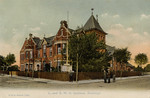 FGOS_01150, Edwardian postcard of Eastleigh by FGO Stuart posted 1910