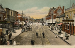 FGOS_00844, Edwardian postcard of Shirley, Southampton by FGO Stuart posted in 1916