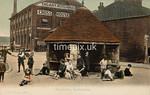 FGOS_01059, Edwardian postcard of Cross House, Southampton by FGO Stuart c1905
