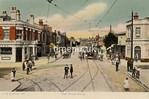 FGOS_00531b, Edwardian postcard of Shirley, Southampton by FGO Stuart c1905