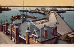 FGOS_00888, Edwardian postcard of Southampton Pier by FGO Stuart c1905