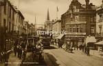FGOS_00449a, Edwardian postcard of Bridge Street, Southampton by FGO Stuart, c1910
