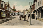 FGOS_01440, Edwardian postcard of Lyndhurst, Hampshire, by FGO Stuart posted 1908