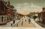 FGOS_00992, Edwardian postcard of Eastleigh by FGO Stuart posted 1908