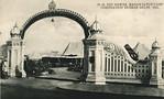 PC_Mizra_T5, Edwardian postcard of 1911 Coronation celebrations in Delhi by H A Mizra