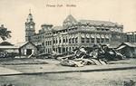 PC_Devare_153, Edwardian postcard of Hospital, Princes Dock, Bombay by Devare
