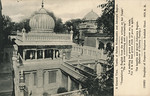 PC_Mizra_18305, Edwardian postcard of Historic site in India by H A Mizra