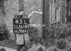 SJ878545L, Ordnance Survey Revision Point photograph of Greater Manchester