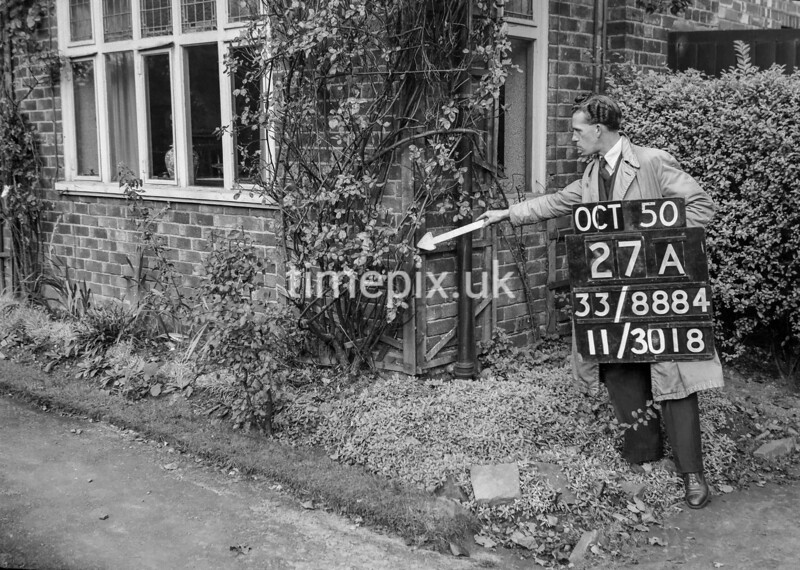 SJ888427A, Ordnance Survey Revision Point photograph of Greater Manchester