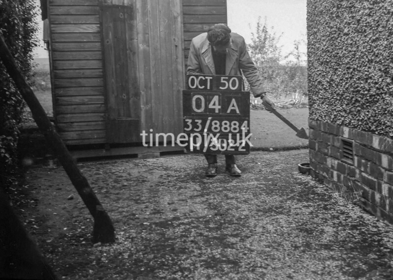 SJ888404A, Ordnance Survey Revision Point photograph of Greater Manchester