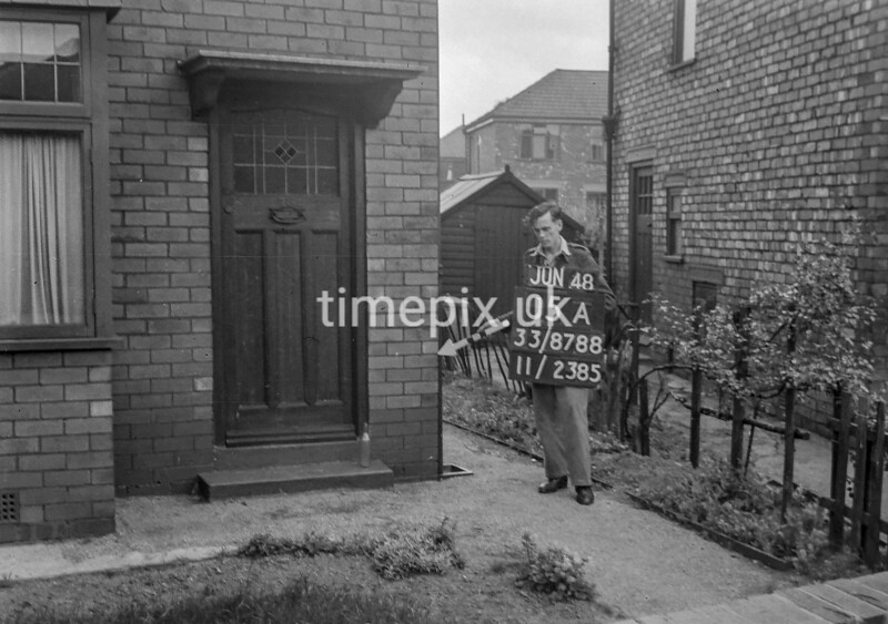 SJ878805A, Ordnance Survey Revision Point photograph of Greater Manchester
