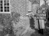 SJ878401A, Ordnance Survey Revision Point photograph of Greater Manchester