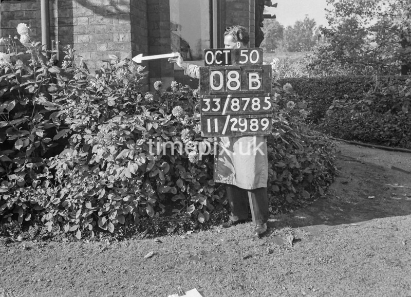 SJ878508B, Ordnance Survey Revision Point photograph of Greater Manchester